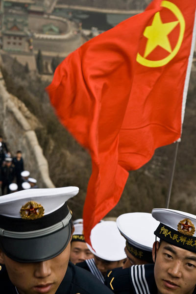 BEIJING,-GREAT-WALL,-NAVY-CADETS-_1