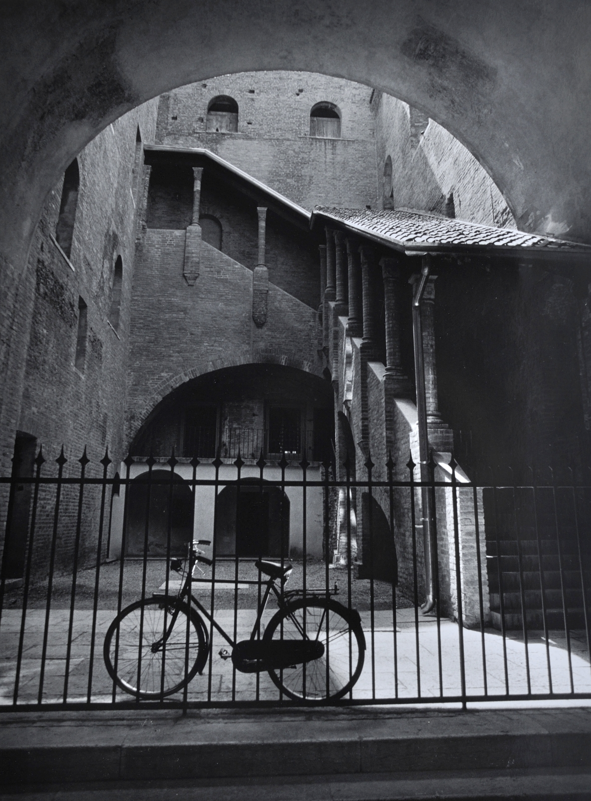 A Bicycle in Mantova